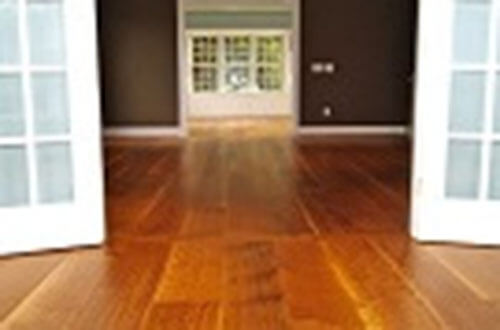 Commercial Projects; Garden City, ID Wide Plank Wood Flooring