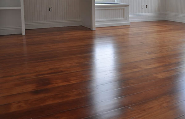 Hardwood Floor Maintenance & Care